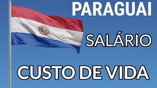 Download CUSTO DE VIDA E SALARIO NO PARAGUAY Video