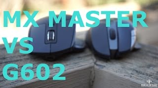 Download Logitech MX Master VS. G602 - Which Wireless Mouse Comes Out On Top? Video