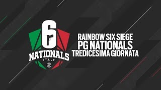 Download Rainbow Six Siege PG NATIONALS 2019 - Tredicesima Giornata Video