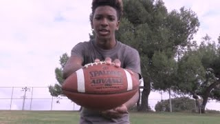 Download 14 Year Old Jayden Daniels - Varsity Quaterback - Cajon High (CA) Freshman Year Spotlight Video