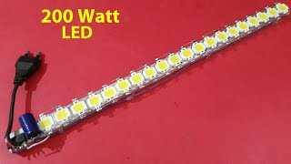 Download How to Make 200w/230v LED Strip (step by step) Video