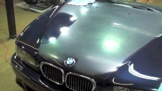 Download Miracle Detail BMW M5 E39 Ultimate Wet Sand Detail Video