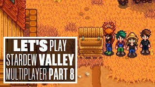 Download Let's Play Stardew Valley Episode 8 - A NEW FARMHAND APPEARS! Video