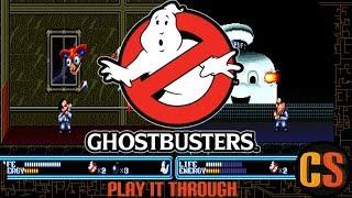 Download GHOSTBUSTERS - PLAY IT THROUGH (SEGA GENESIS) Video