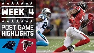 Download Panthers vs. Falcons   NFL Week 4 Game Highlights Video