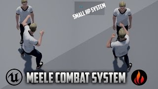 ϟ Melee Combat Game using Unreal Engine 4 Free Download Video MP4