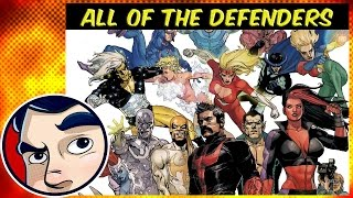 Download Who Are the DEFENDERS & All of the DEFENDERS Groups! - Know Your Universe Video