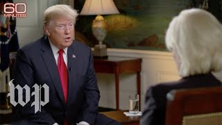 Download 8 noteworthy moments from Trump's '60 Minutes' interview Video