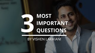Download The 3 Most Important Questions to Ask Yourself Video