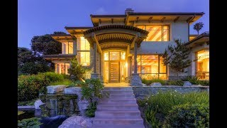 Download Zen Asian Inspired Home in La Jolla, California Video