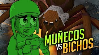 Download 200 MUÑECOS VS 1000 HORMIGAS !! - Home Wars | iTownGamePlay Video