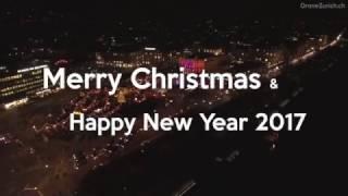 Download Modzilla & Drone Zurich: Merry Xmas & Happy 2017! Video