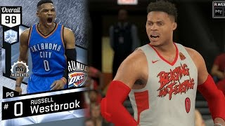 Download NBA 2K17 My Team - Diamond Westbrook, Big O, Garnett Debut! PS4 Pro 4K Video