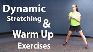 Download Workout Stretching and Easy Warm Up Exercises - Static and Dynamic Stretching Video