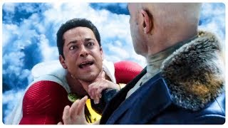 Download Shazam Learns To Fly Scene - SHAZAM (2019) Movie CLIP HD Video