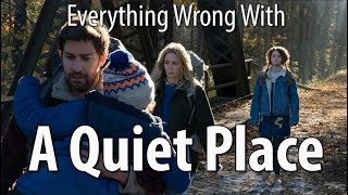 Download Everything Wrong With A Quiet Place In 13 Minutes Or Less Video