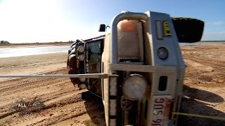 Download 4x4 Recovery Goes Seriously Wrong PART 2 - What Happens Next? Video