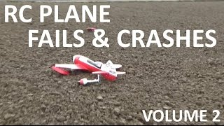 Download RC Plane Fails & Crashes - Volume 2 Video