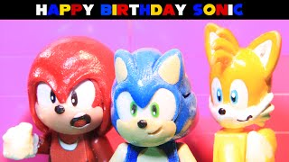 Download Lego Sonic the Hedgehog 25th Anniversary: Lego Sonic Reacts to Lego Sonic in Lego Dimensions Video