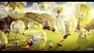 Download Greatest Game Ever Played – Zorb Soccer with Champion in 4K! Video