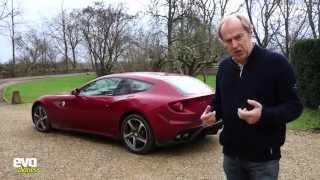 Download Ferrari FF 2000 mile road trip Video