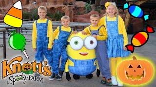 Download Halloween Fun at Knott's Spooky Farm Knott's Berry Farm Video