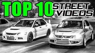 Download Top 10 CRAZIEST Street Races! Video