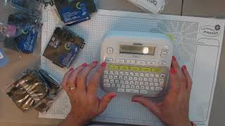 Download Brother P-touch Label Maker - Unboxing and First Impressions Video