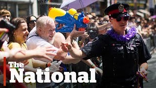 Download Police get boot as Pride Toronto returns to political roots Video