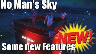 Download NEW Multiplayer features! No Man's Sky NEXT! Video