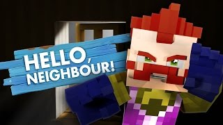 Download Minecraft HELLO NEIGHBOUR - THE NEIGHBOUR SPEAKS! Video