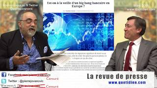 Download P. Jovanovic - B. Monot : La revue de presse (mars 2018) Video
