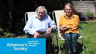Download Audrey and Alan's story of living with vascular dementia - Alzheimer's Society Video
