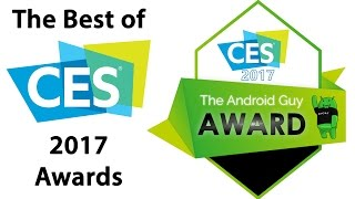 Download Best New Technology Awards at CES 2017 Video