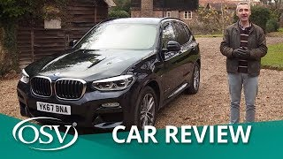 Download OSV BMW X3 2018 In-Depth Review Video