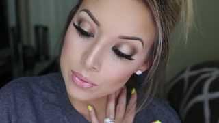 Download Bronzey Smokey Eye Tutorial: My Wedding Makeup! Video