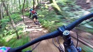 Download FINALLY! Mountain biking in North Georgia | Redemption 17 | Ep. 21 Video