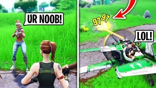 Download I Met A Toxic 12 Year Old in Fortnite Playground Fills, Then DESTROYED Him.. (He Cried) Video