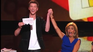 Download America's Got Talent CRAZY MAGIC with KATHIE LEE & HODA | Collins Key Video
