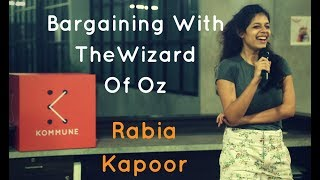 Download Bargaining With The Wizard Of Oz (Objectify Me) - Rabia Kapoor | The Storytellers Video
