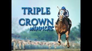 Download ~Triple Crown Winners~ (2017) Video