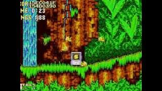 Download Sonic 3 Complete Debug Video
