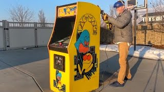 Download What's inside an Arcade Machine? Video
