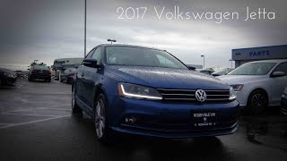 Download 2017 Volkswagen Jetta SEL 1.8 L Turbocharged 4-Cylinder Review Video