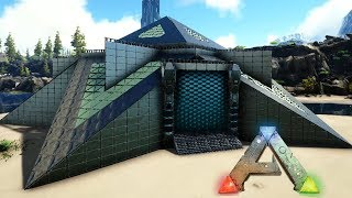 Download ARK: Survival Evolved - Tek Star Pyramid (Speed Build) Video
