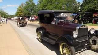 Download Greenfield Village Old Car Festival 2012 in HD Video