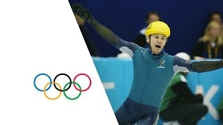 Download The Most Unexpected Gold Medal In History - Steven Bradbury | Salt Lake 2002 Winter Olympics Video