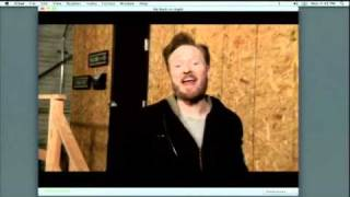 Download Conan OBrien Thursday - Rebecca Black Friday Parody Video