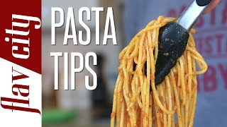 Download How To Cook Perfect Pasta - 4 Tips To Make The Best Pasta - How to cook spaghetti Video