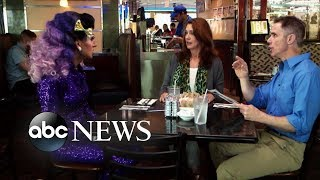 Download Parents disapprove of their drag queen son's look while out to eat | What Would You Do? | WWYD Video